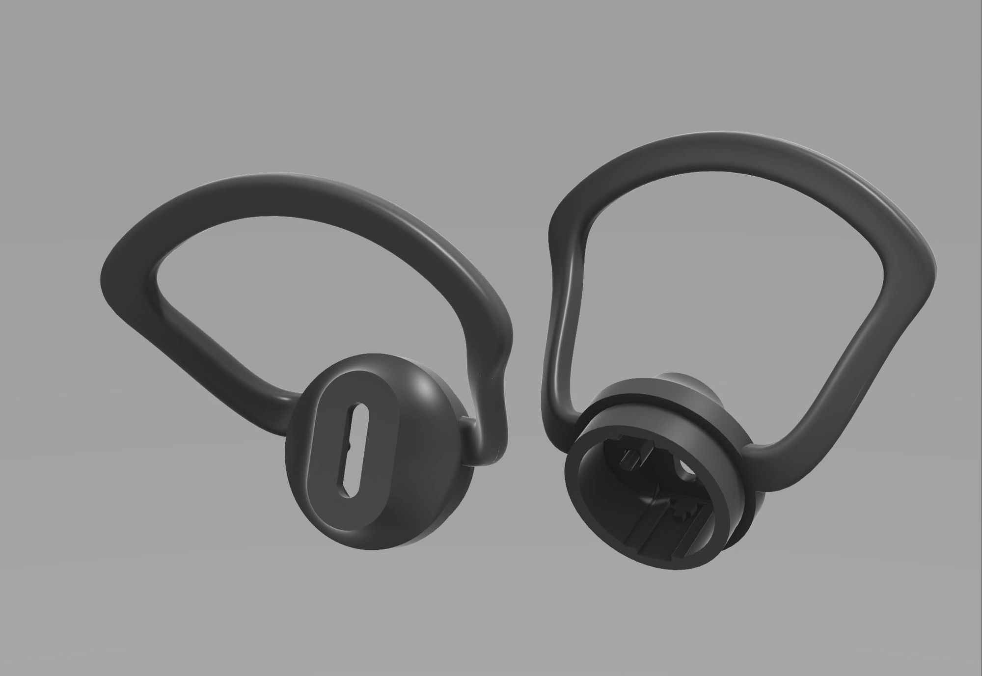 Earpiece Model